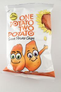Sweet Potato Chips by Once Potato Two Potato
