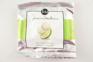 Key lime Cookies by Le Caramel