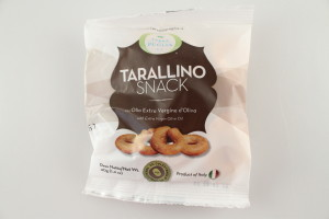 Tarallino Snack with Extra Virgin Olive Oil by Terre Di Puglia