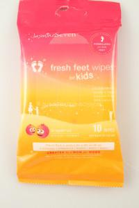 Jasmine Seven Fresh Feet Wipes for Kids