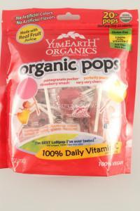Lollipops by YumEarth Organiscs