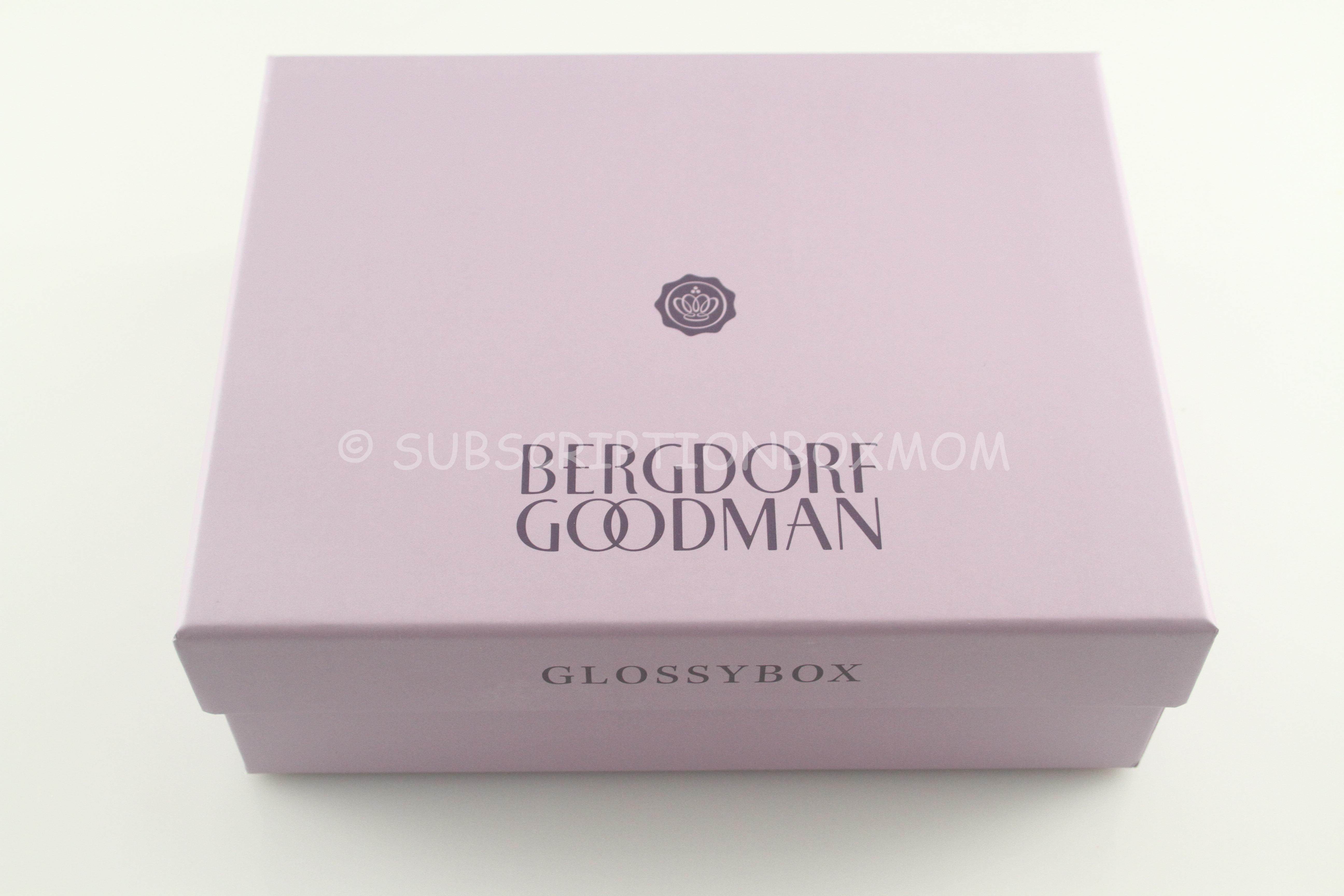 goodman collector box. my box didn\u0027t ship until this week. glossybox normally ships on the 21st, but i was once of stragglers month. a bit annoyed shipped so goodman collector e