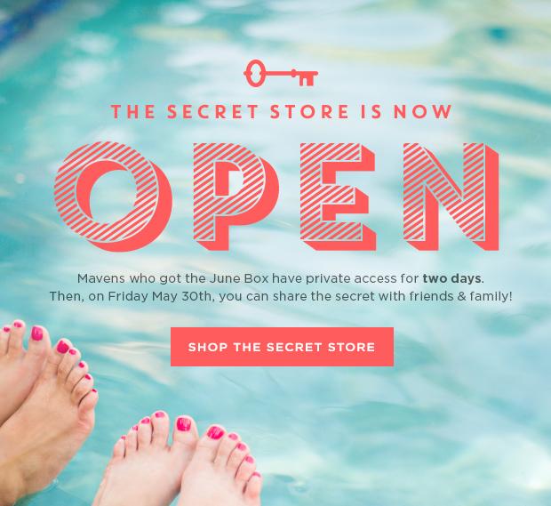 June Secret Store