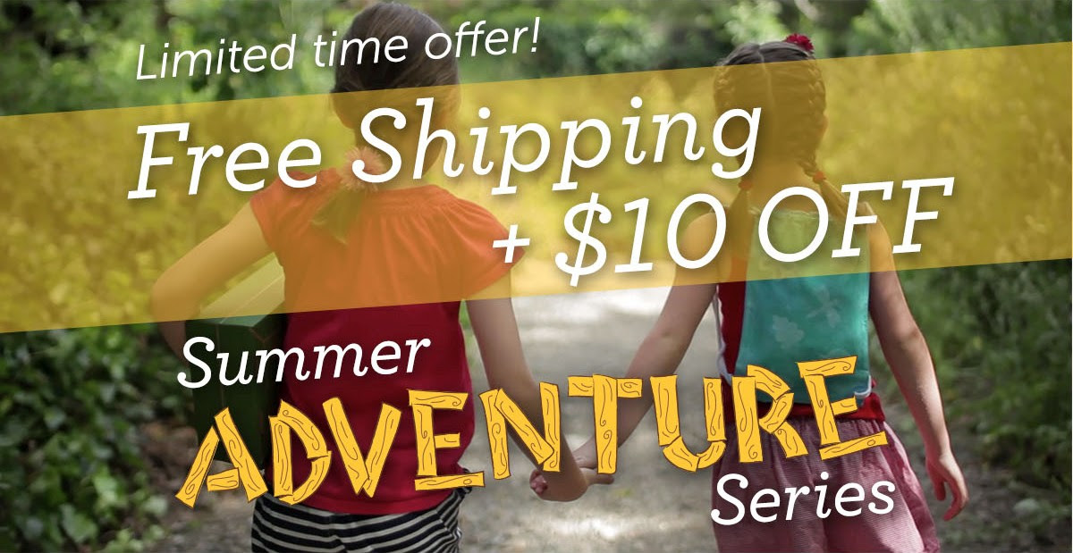 Kiwi Crate Summer Adventure Series Sale