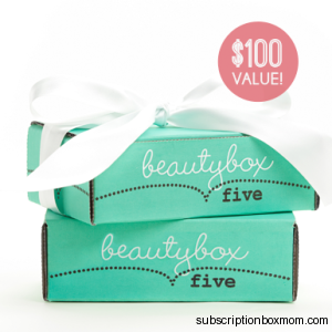 Beauty Box 5 Limited Edition