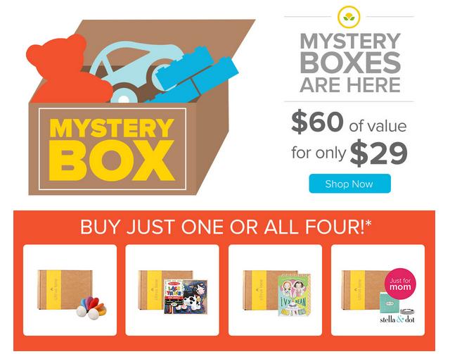 Citrus Lane Mystery Boxe
