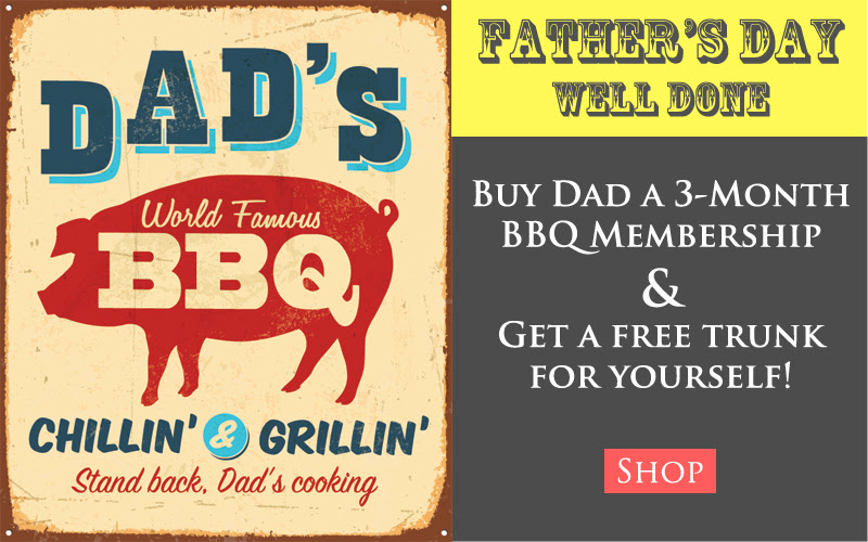 Taste Trunk Father's Day Sale