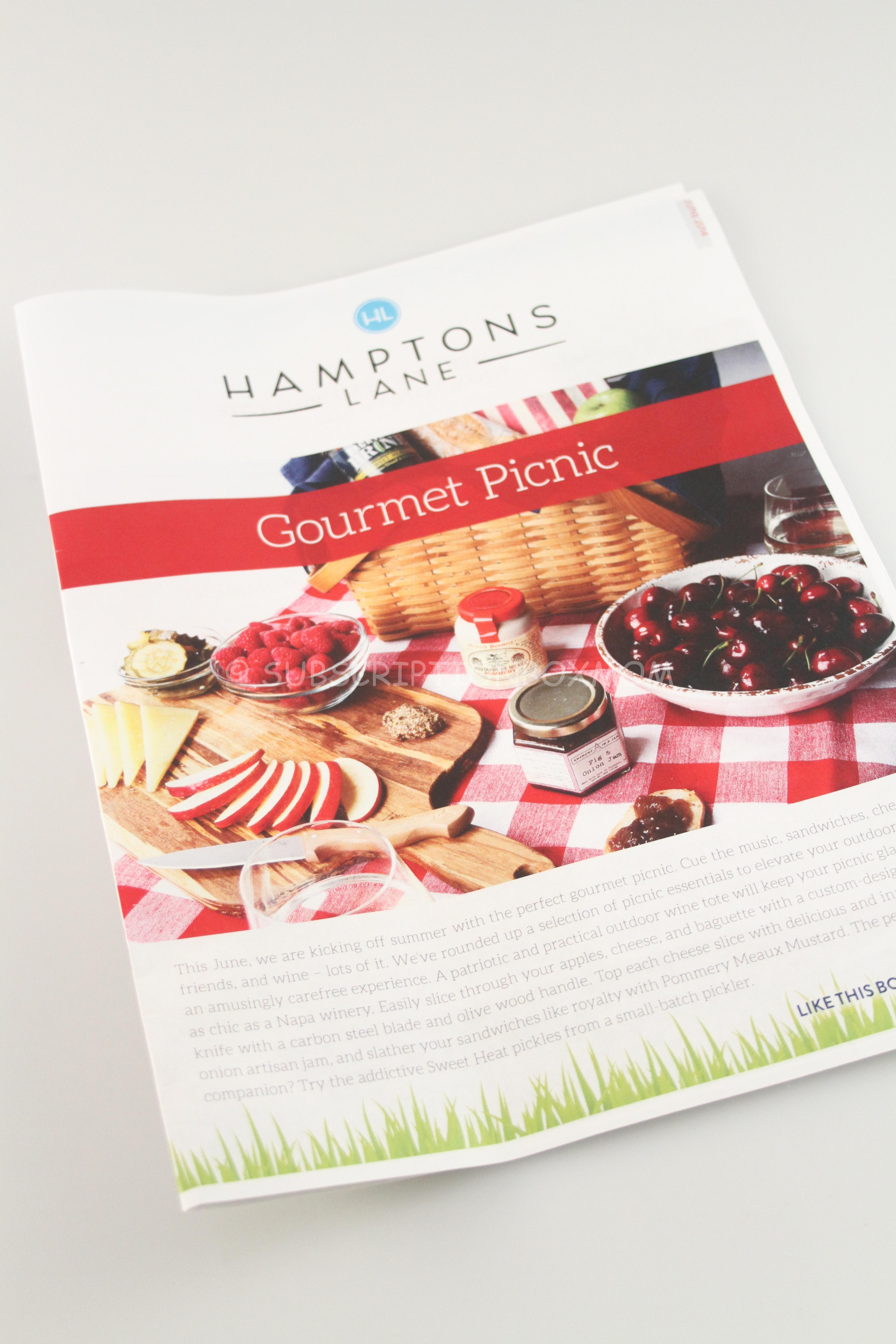 Hamptons Lane June 2014 Review Ten Dollar Coupon