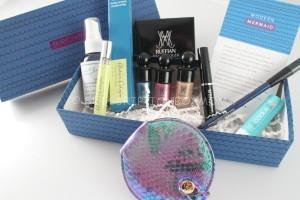 "Birchbox Limited Edition Box ""Modern Mermaid"" Review"