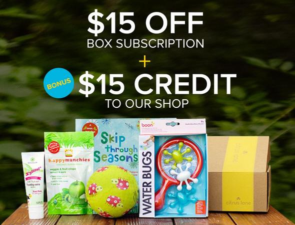 Citrus Lane Coupon Save $30.00