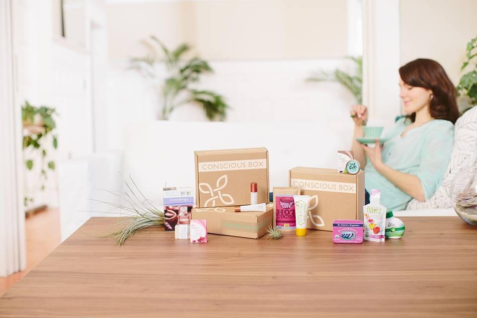Conscious Box Free Taster Box