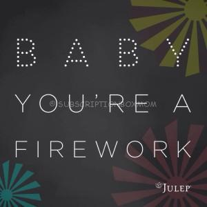 Julep Baby You're A Firework Sale Coupon Codes