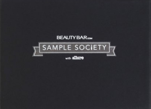 Beauty Bar Sample Society Mystery Boxes
