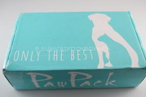 PawPack July 2014 Review