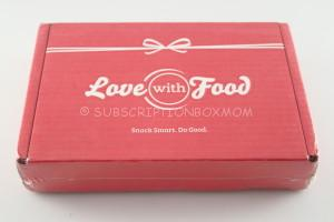 Love with Food July 2014 Review