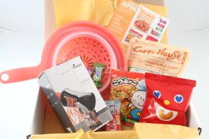 SporkPack July 2014 Subscription Box Review