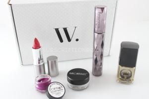 Wantable July 2014 Makeup Review