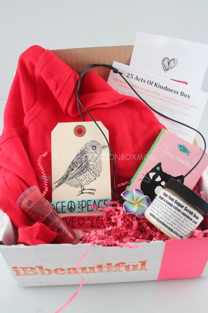 Ibbeautiful July 2014 Subscription Box Review Tween