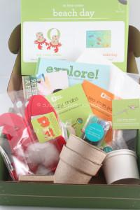 Kiwi Crate July 2014 Review
