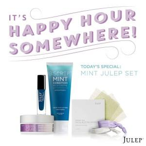 Julep Maven Happy Hour Day
