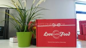 Love with Food Gluten Free Box 50% off Cou