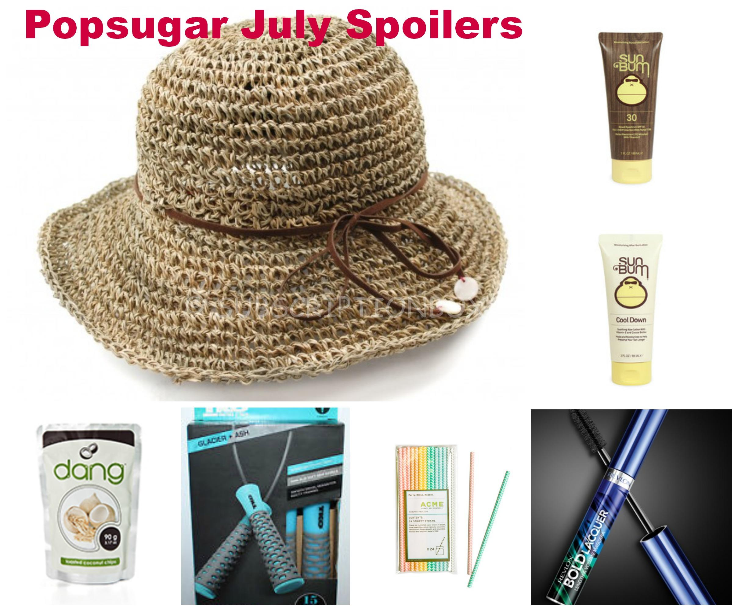 Popsugar July 2014 Spoilers