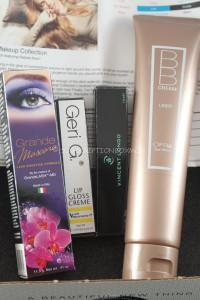 Wantable August 2014 Makeup Review