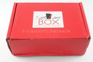 Little Lace Box August 2014 Review