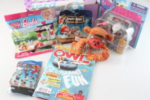 August 2014 Nerd Block Jr Review
