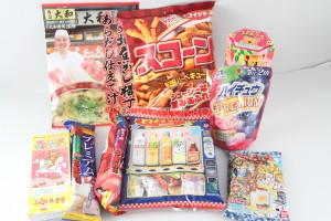 Oyatsu Box August 2014 Review