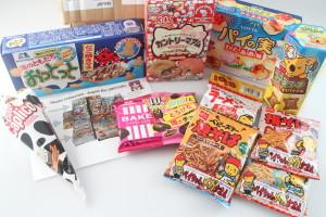Okashi Connection August 2014 Review