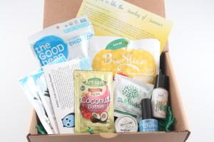 Kloverbox August 2014 Review