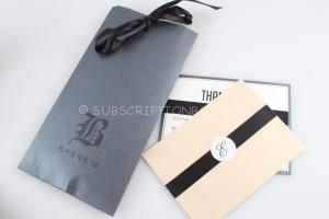 Black Box Tie Review