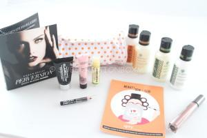 Ipsy August 2014 Review