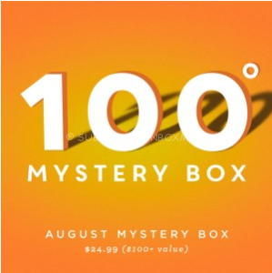 Julep 100 Degrees of Mystery Box