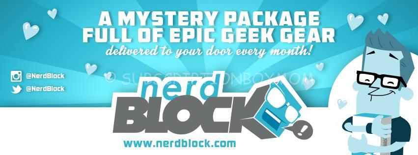 Nerd Block Coupon