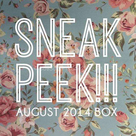 Beauty Box 5 August 2014 Spoiler
