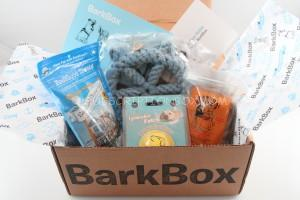 August 2014 BarkBox Review