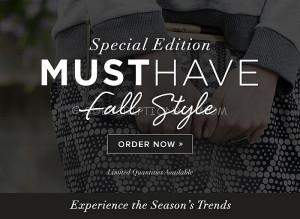 Popsugar Special Edition Must Have Fall Style
