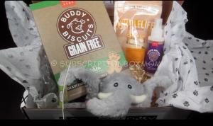 Posh Pet Box August 2014 Review