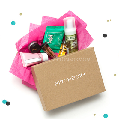 August 2014 Birchbox Coupon