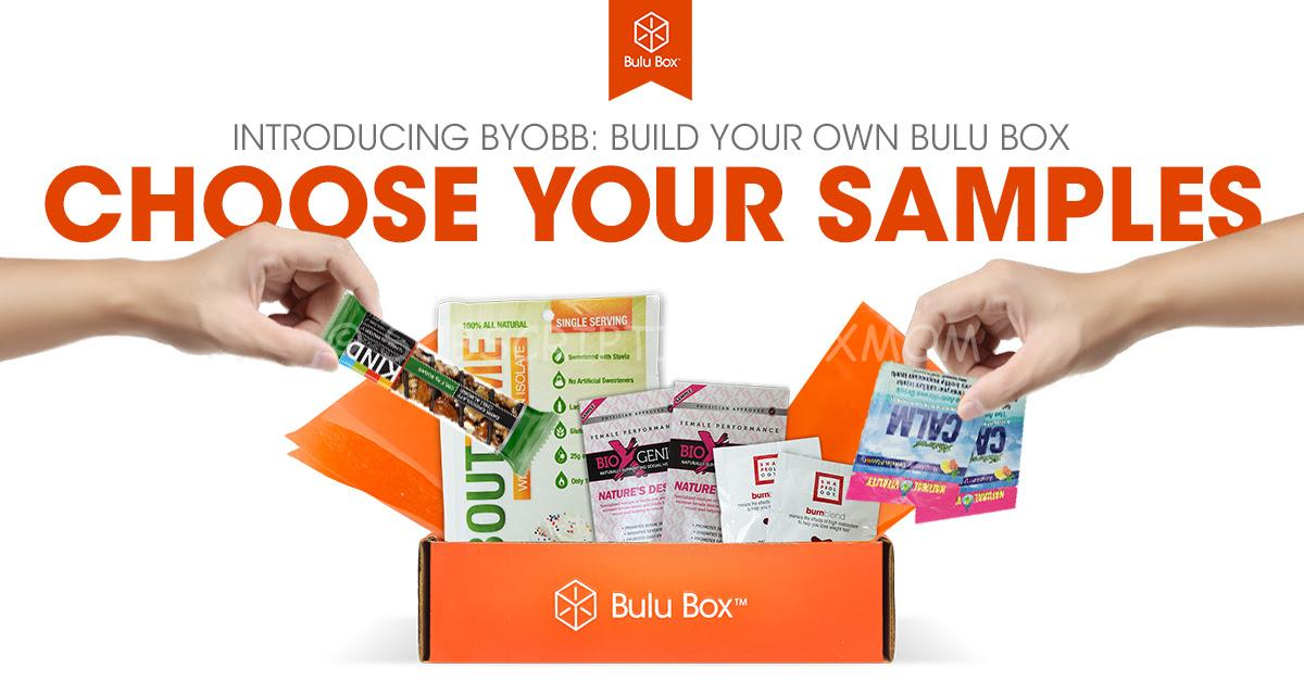 Bulu Box Build Your Own Box