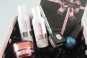 Glossybox August 2014 Review