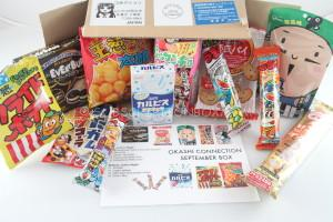 Okashi Connection September 2014 Review
