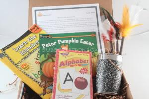 Elementary Box September 2014 Review
