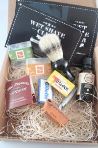 Wet Shave Club Giveaway