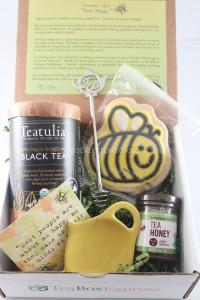 October 2014 Tea Box Express