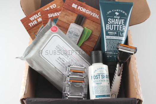 Cheap Dollar Shave Subscription Box