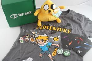 1Up Box September 2014 Review