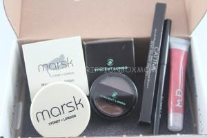 September 2014 Wantable Makeup Review